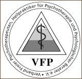 Ueber mich Logo des Verbandes freier Psychotherapeuten